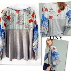 Anthropologie TINY Rae blouse SZ XL